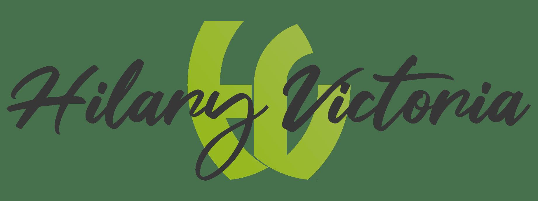 Hilary Victoria Logo